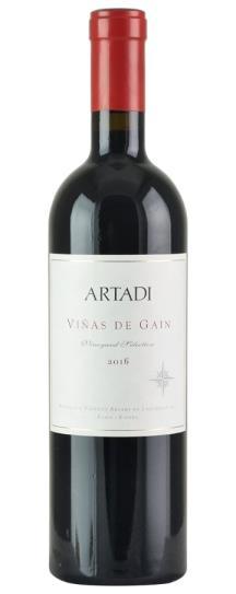 2016 Artadi Rioja Vinas de Gain