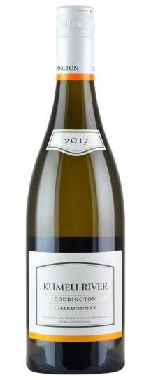 2017 Kumeu River Chardonnay Coddington