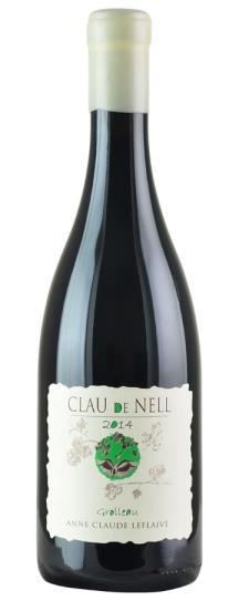2014 Clau De Nell Grolleau