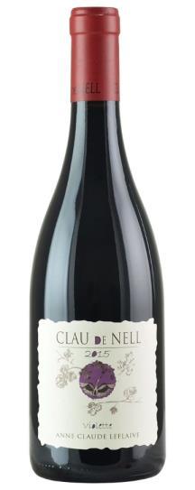 2015 Clau De Nell Cuvee Violette