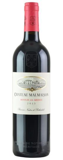 2015 Chateau Malmaison Bordeaux Blend