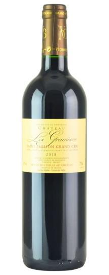 2018 Les Gravieres Bordeaux Blend