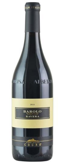 2014 Cogno Barolo Ravera