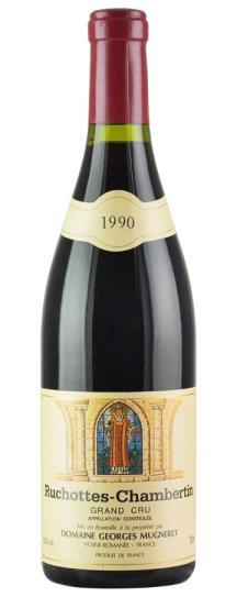 1990 Domaine Georges Mugneret Ruchottes Chambertin