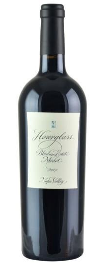 2017 Hourglass Merlot Blueline Vineyard