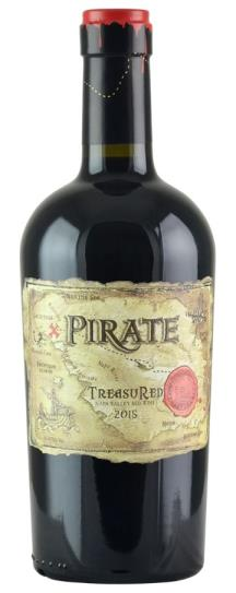 2015 La Sirena Cabernet Sauvignon Pirate TreasuRed