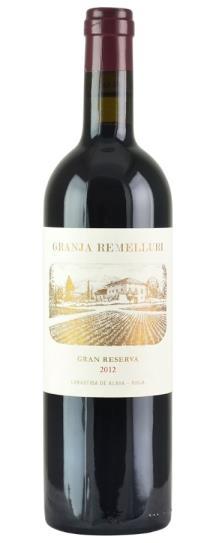 2012 La Granja Remelluri Rioja Gran Reserva