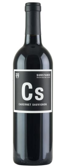 2017 Substance (Charles Smith) CS Cabernet Sauvignon