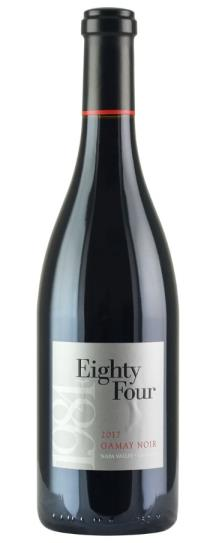 2017 Eighty Four Wines Gamay Noir