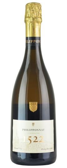 2009 Philipponnat Extra Brut Champagne Cuvee 1522