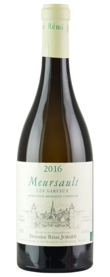 2016 Domaine Remi Jobard Meursault Narvaux