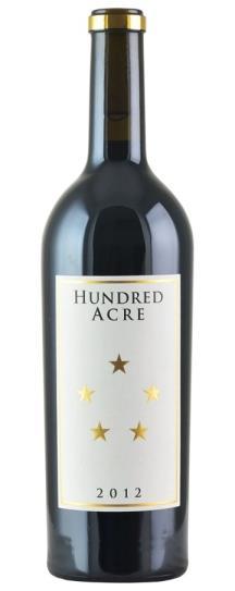 2012 Hundred Acre Vineyard Precious
