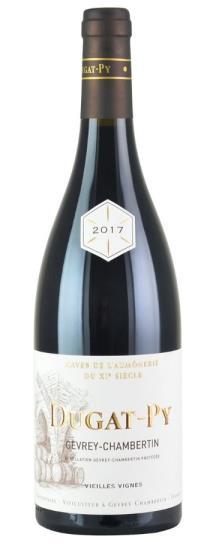 2017 Domaine Dugat-Py Gevrey Chambertin Vieilles Vignes
