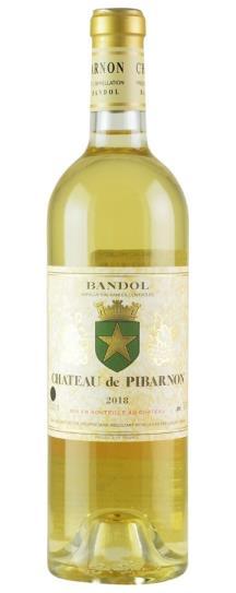 2018 Chateau de Pibarnon Bandol Blanc