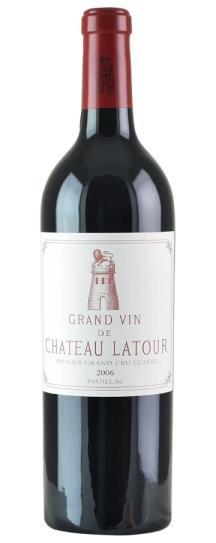 2006 Chateau Latour 2019 Ex-Chateau Release