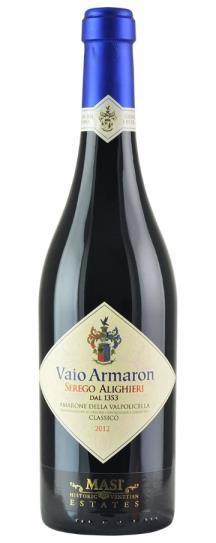 2012 Masi Amarone della Valpolicella Serego Alighieri Vaio Armaron