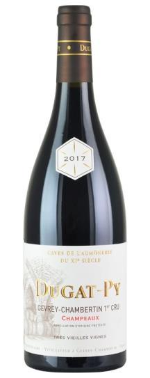 2017 Domaine Dugat-Py Gevrey Chambertin 1er Cru Champeaux