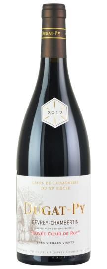 2017 Domaine Dugat-Py Gevrey Chambertin Coeur de Roy Tres Vieilles Vignes