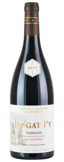 2017 Domaine Dugat-Py Pommard La Levriere Trés Vieilles Vignes