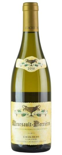 2016 Domaine Coche-Dury Meursault Perrieres