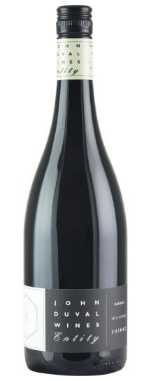 2016 John Duval Wines Entity Shiraz