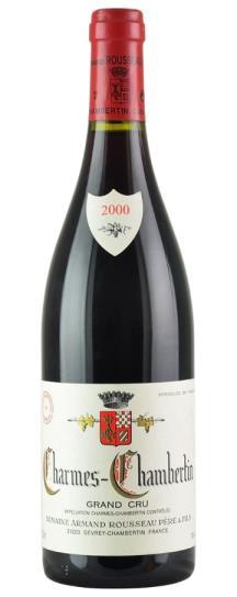 2000 Domaine Armand Rousseau Charmes Chambertin