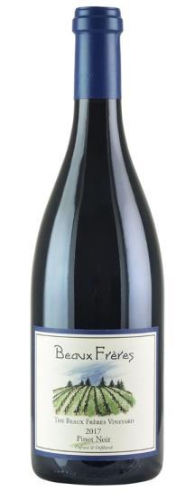 2017 Beaux Freres Pinot Noir The Beaux Freres Vineyard