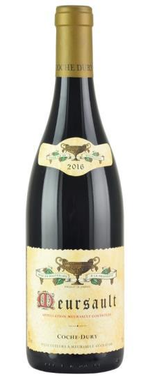2016 Domaine Coche-Dury Meursault Rouge