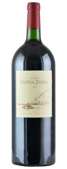 2013 Bodegas Catena Zapata Cabernet Sauvignon Nicolas Catena Zapata