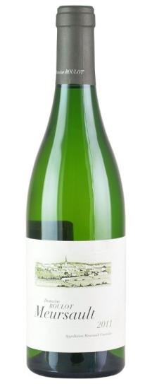 2011 Domaine Roulot Meursault Blanc