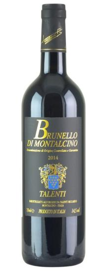 2016 Talenti Brunello di Montalcino