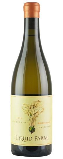 2015 Liquid Farm Liquid Farm Chardonnay Golden Slope