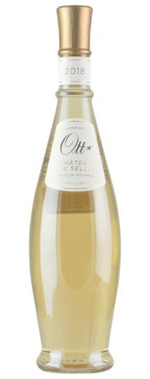 2018 Domaines Ott Cotes de Provence Rose Chateau de Selle