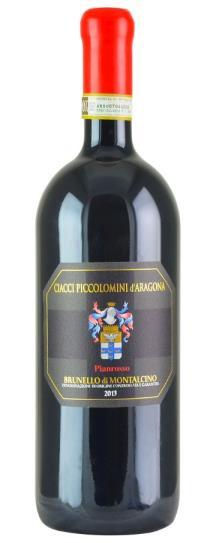 2013 Ciacci Piccolomini d'Aragona Brunello di Montalcino Pianrosso