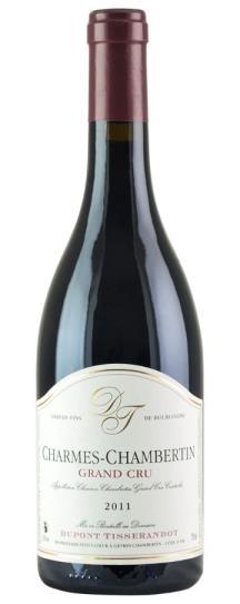 2011 Dupont-Tisserandot Charmes-Chambertin Grand Cru