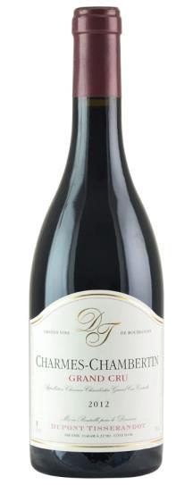 2012 Dupont-Tisserandot Charmes-Chambertin Grand Cru