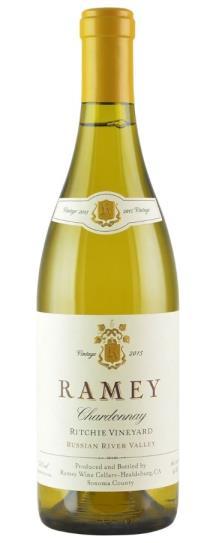 2015 Ramey Chardonnay Ritchie Vineyard