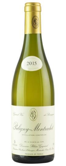 2015 Domaine Blain-Gagnard Puligny Montrachet