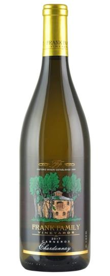 2017 Frank Family Chardonnay
