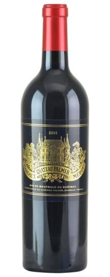 2009 Chateau Palmer 2019 Ex-Chateau Release
