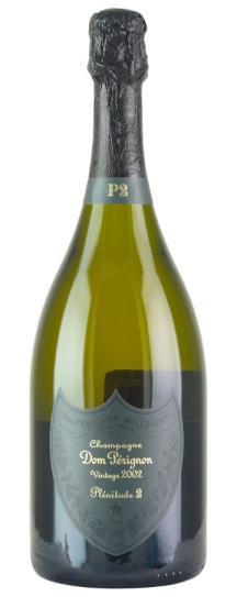 2002 Dom Perignon P2 Plenitude Brut