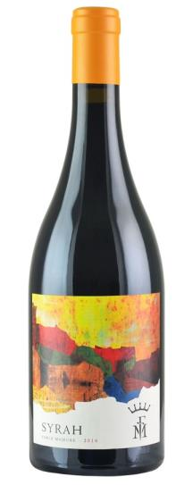 2016 Force Majeure Force Majeure Red Mountain Syrah