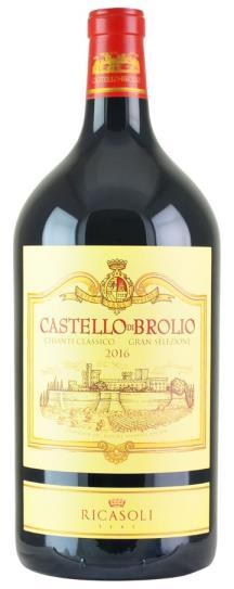 2016 Barone Ricasoli Castello di Brolio Chianti Classico Gran Selezione