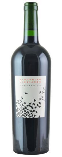 2016 Blackbird Vineyards Contrarian