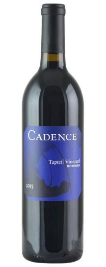 2015 Cadence Tapteil Vineyard