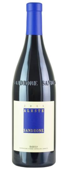 2015 Luciano Sandrone Barolo Aleste