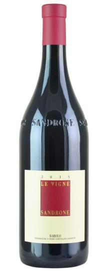 2015 Luciano Sandrone Barolo le Vigne