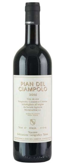 2016 Montevertine Pian del Ciampolo Toscana IGT