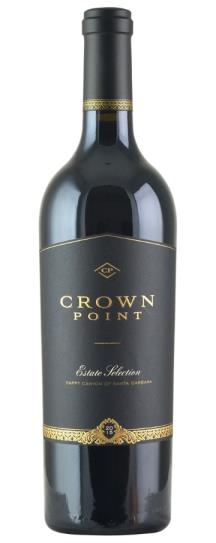 2015 Crown Point Estate Selection Red Happy Canyon of Santa Barbara
