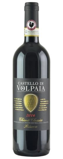 2016 Castello di Volpaia Chianti Classico Riserva